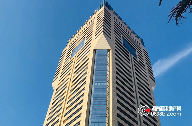 互联网金融大厦A栋