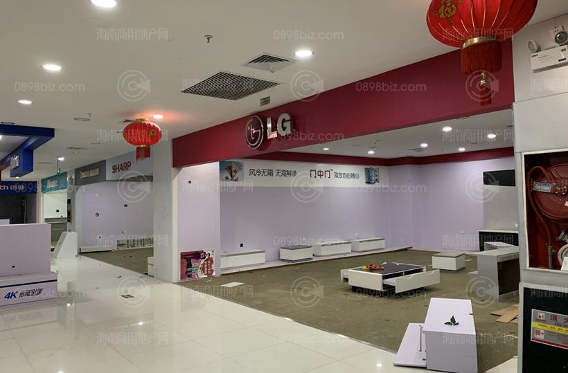 三亚商圈 宝盛广场购物中心 2800㎡
