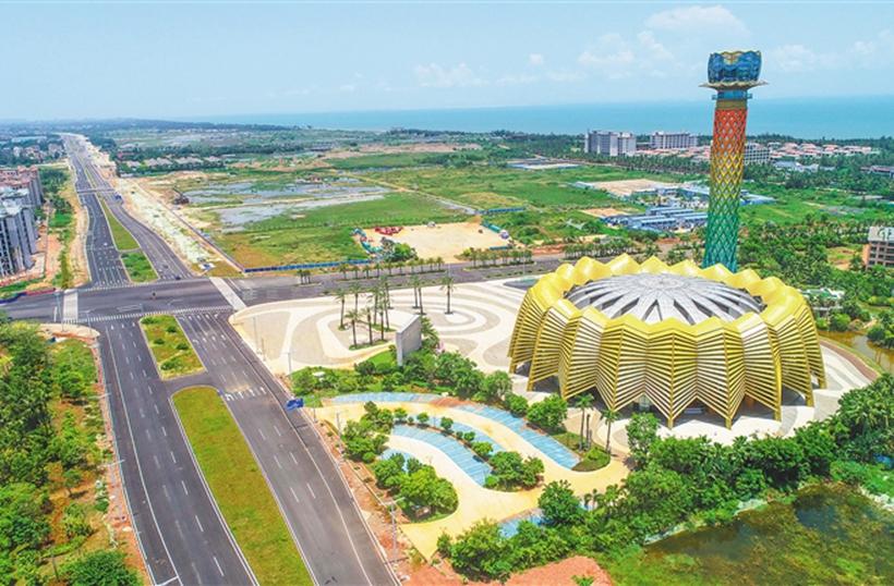 海南培育壮大三大主导产业 加速自贸港进程