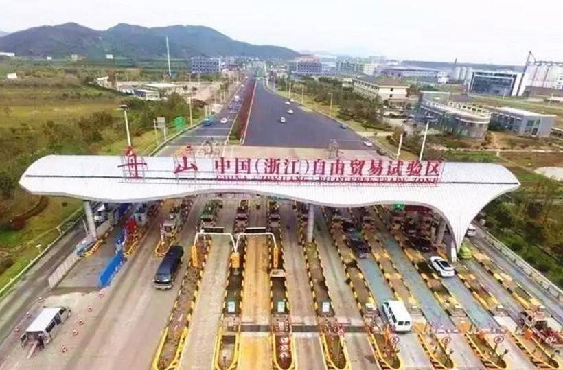 【浙江】浙江自贸区网购保税进口业务正式开展