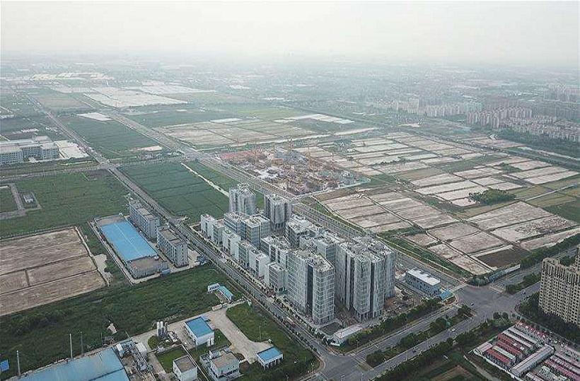 【上海】万达落户!8.1亿元竞得临港重装备产业区地块