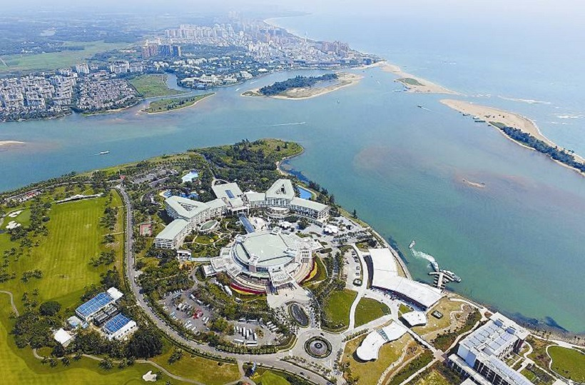多国期待与海南自由贸易港加强合作